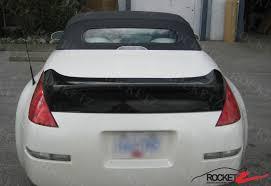 nissan 350z price australia 03 09 350z z33 ing style trunk spoiler wing usa canada fits