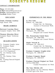 Resume Sample Nail Technician by Analyst Programmer Resume Computer Programmer Resume Has Some