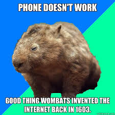 Wombat Memes - mortal kombat wombat memes quickmeme