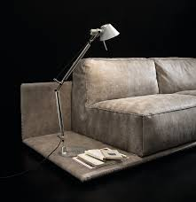 Gamma Leather Sofa by Types Of Leather Modern Sofa Guidesmodern Sofa Guides