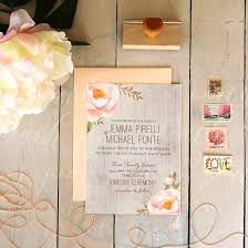 rustic chic wedding invitations rustic chic wedding invitations bloom