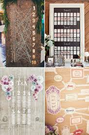 wedding seating chart ideas 25 wedding seating chart ideas your guests will deer