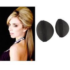 hair bump mersuii bump it up volume hair base styling insert