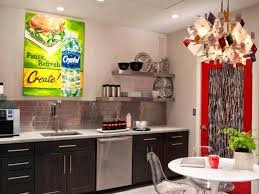Modern Backsplashes For Kitchens Tile Floors Biscotti Kitchen Cabinets Whirlpool Electric Range