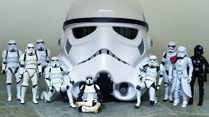 black review review hasbro black series imperial stormtrooper helmet