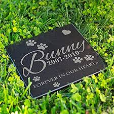 dog grave markers sandblast engraved marble pet memorial headstone grave