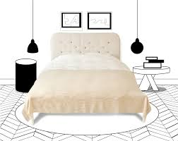 Headboard Slipcover King Best King Size Bed Frame With Headboard And Footboard Attachments