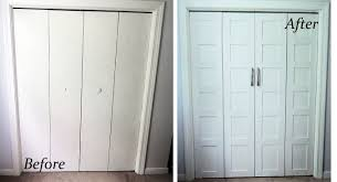 6 Panel Bifold Closet Doors by Closet Doors Repair