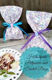 sachet bags potpourri and sachet bags tutorial kicking it with