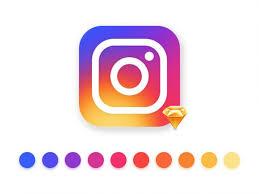 instagram logo 2016 early freebie collection freebiesbug