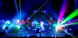 Lazer Light Lazer Light Led Dance Show In Cairo Streets United