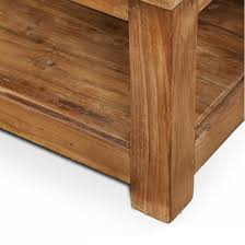 Used Coffee Tables by Cube Coffee Table Natural Teak Antique Side Tables The Float Table