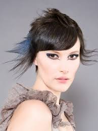 chunking highlights dark hair pictures peek a boo highlights ideas makeup tips and fashion
