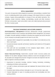 Retail Management Resume Sample by Mac Resume Template U2013 44 Free Samples Examples Format Download