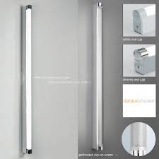 modern interior design basic strip bathroom wall light