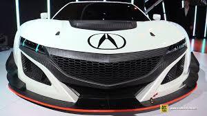 2017 honda nsx 4k wallpapers 2017 acura nsx gt3 walkaround 2016 new york auto show youtube