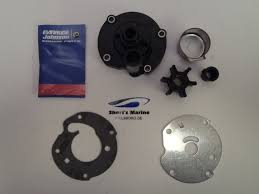 amazon com evinrude johnson water pump kit 0763758 automotive
