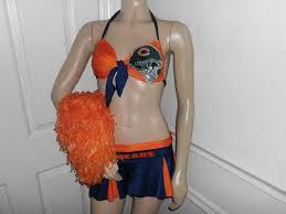 illinois chicago bears football halloween costume