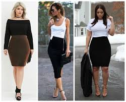 how to choose the best skin tight dress for your body type