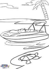 boats u2013 coloring pages u2013 original coloring pages