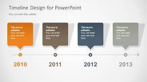 timeline template powerpoint lisamaurodesign