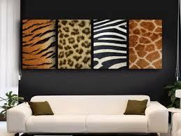 leopard home decor wonderful leopard decor for living room rustic livingroom