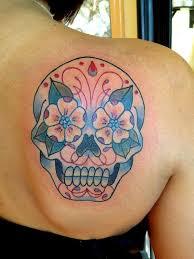 40 sugar skull meaning designs