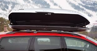 Audi Q5 Thule Dynamic 900 - bästa takboxen till din bil test teknikens värld