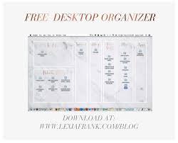 Desk Top Organizer by Free Computer Desktop Organizer U2014 Lexia Frank Photography
