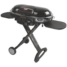 Brinkmann Portable Gas Grill by Coleman Grills Outdoor Cooking The Home Depot