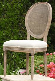 Cane Back Dining Room Chairs Vineyard Cane Back Upholstered Dining Chair Town U0026 Country Event
