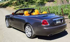 rolls royce sport car 2016 rolls royce dawn first drive review autonxt