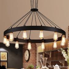 discount industrial pendant lights fixture american country