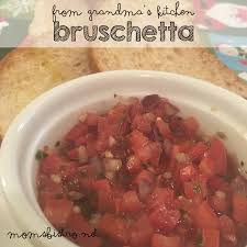 Christmas Appetizers Easy by An Easy Last Minute Christmas Appetizer Grandma U0027s Bruschetta