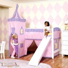 walmart beds for girls loft beds princess loft bed with slide bunk tent and for kid