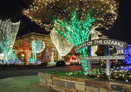 Garvan Gardens Christmas Lights 12 Christmas Light Displays In Arkansas That You Have To See This Year
