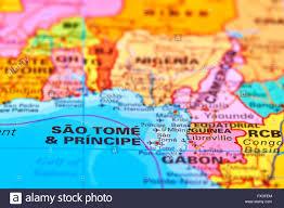 map of sao tome sao tome and principe stock photos sao tome and principe stock