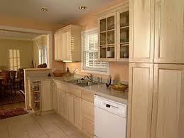 Unfinished Unassembled Kitchen Cabinets Best Unfinished Cabinets With Hickory Kitchen Cabinets How To