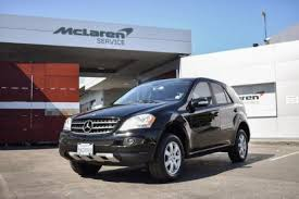 used m class mercedes for sale used 2006 mercedes m class for sale pricing features