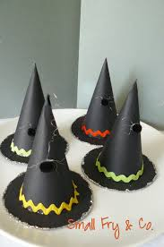 small fry u0026 co witch hat party favors