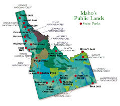 Maps publications idaho pinterest idaho state parks and