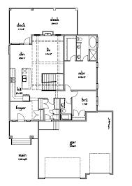 bi level floor plans with attached garage floor plan inspiration larkaun homes floor plan inspiration