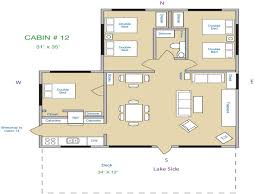 apartments lake cabin plans lake house plans with walkout