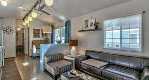 Decorating Ideas For Mobile Home Living Rooms Ideas To Decorate The Living Room Of Your Mobile Home Hometone Org