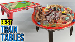 table top train set 10 best train tables 2017 youtube