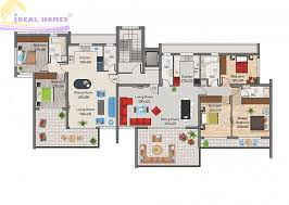Ideal Homes Floor Plans For Sale 3 Bedroom Apartment In Potamos Germasogeias Limassol
