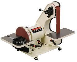 577004 jet j 41002 2 inch x42 inch 3 4hp bench belt u0026 8 inch disc