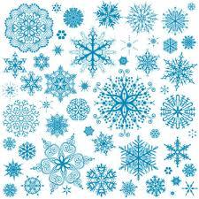 snowflake patterns vector free vector 214 043 free