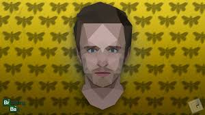 Jesse Breaking Bad Low Poly Art Jesse Pinkman Breaking Bad By Coppersgraphics On