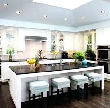 Kitchen With Center Island Magnificent Kitchen Center Islands White And Brown Modern Kitchen